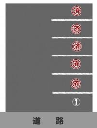 渡邊愛子駐車場(1)
